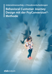 Whitepaper Behavioral Customer Journey Design mit der PsyConversion®-Methode