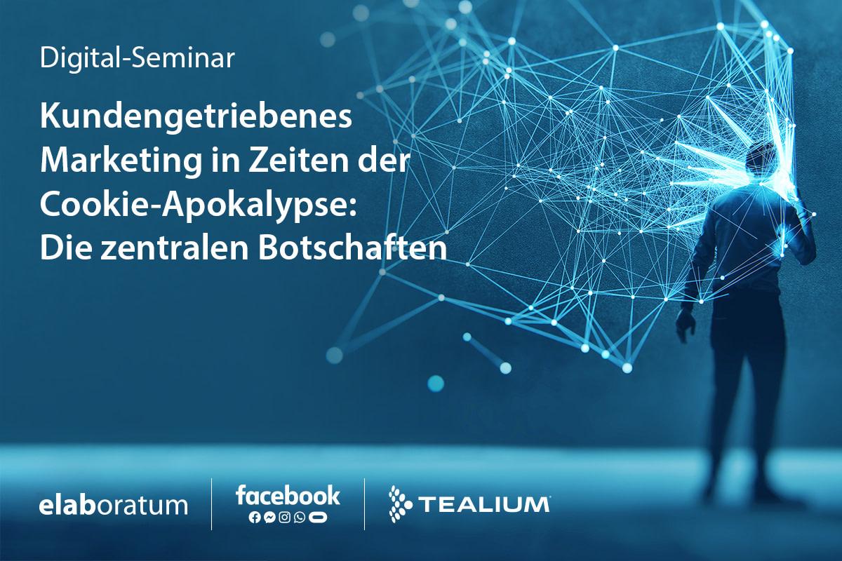 Digital-Seminar Kundengetriebenes Marketing