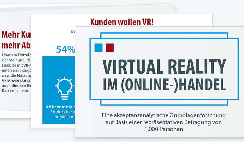 infografik Virtual Reality Studie