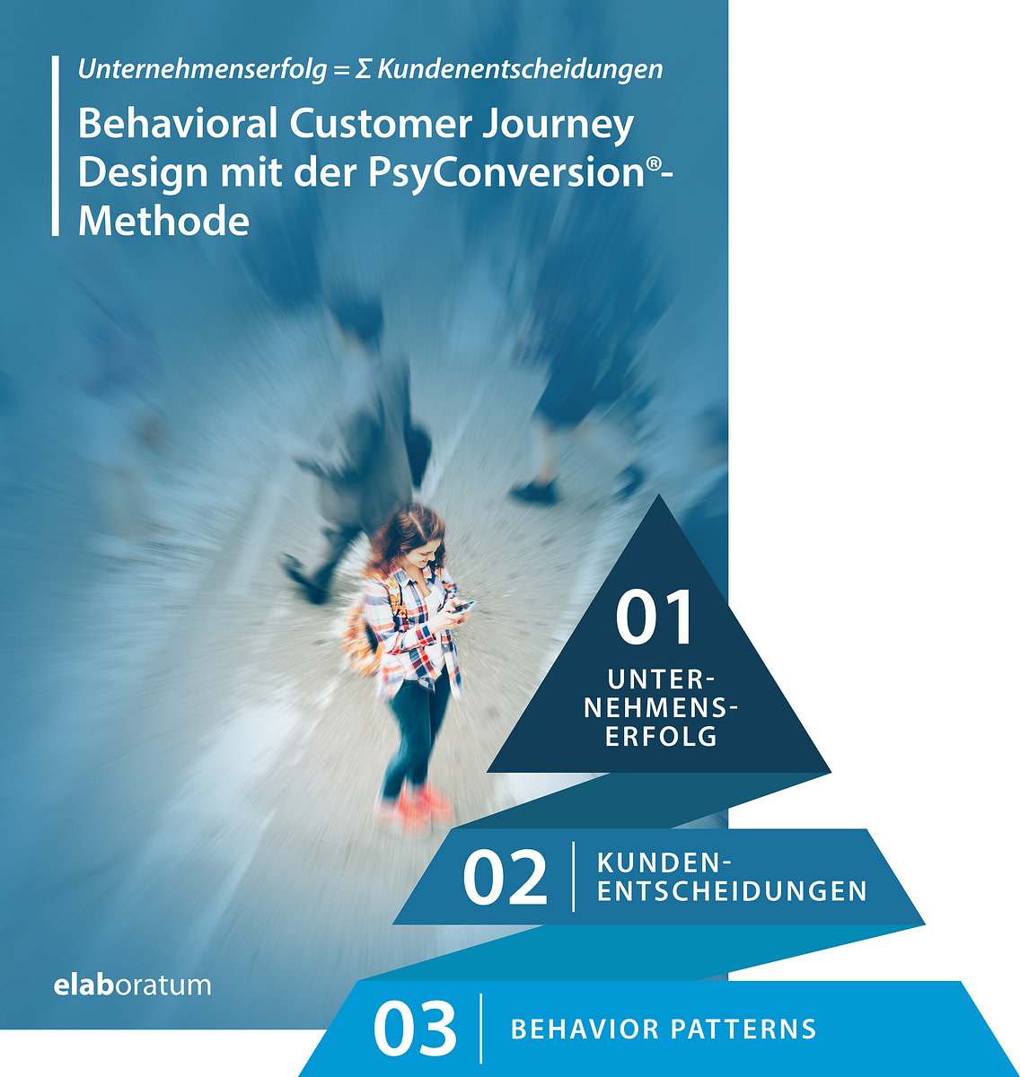 Whitepaper Unternehmenserfolg = ∑ Kundenentscheidungen Behavioral Customer Journey Design mit der Psyconversion®-Methode