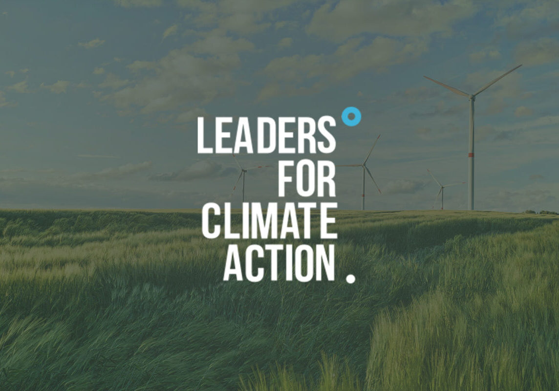 Leader for Climate Action